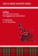 Sailing by Rod Stewart sheet music for wind concert band and bagpipes