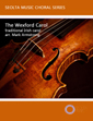 The Wexford Carol Irish sheet music for choir choral and piano
